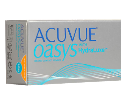Acuvue Oasys 1-Day with HYDRALUXE for Astigmatism (30 pack)